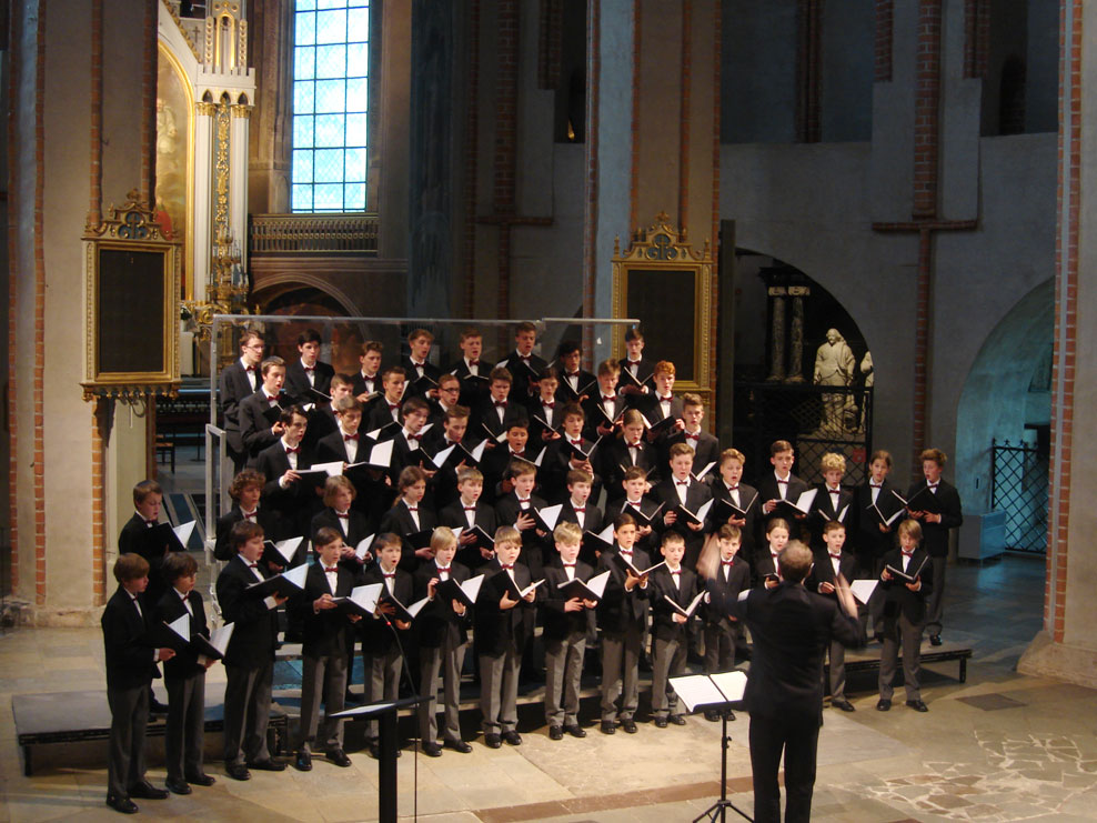 Konzert im Dom zu Turku am 19. Mai 2015