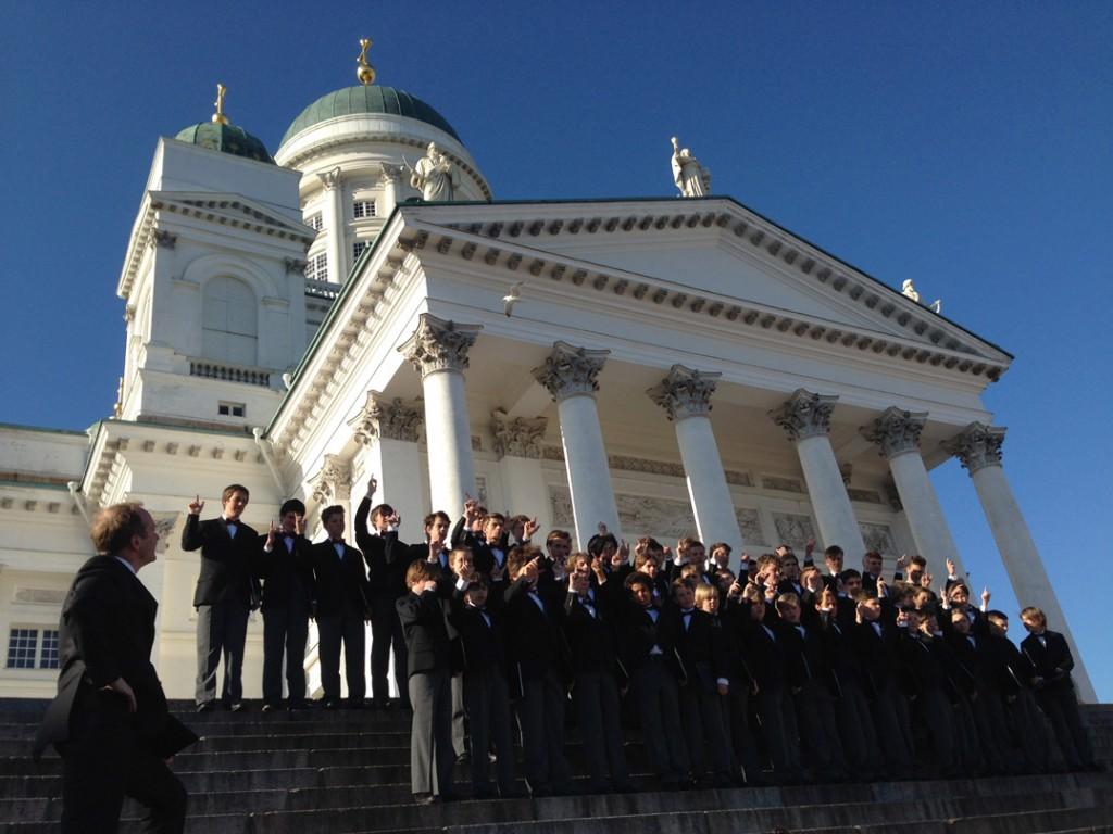 Franckegeste UNESCO Weltkultuererbe Dom Helsinki