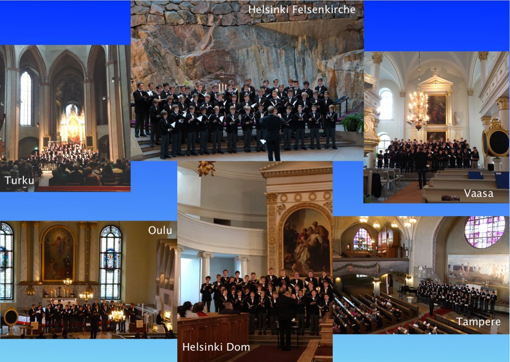 Konzerte Finnland