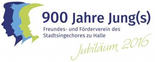Logo Freundes- und Förderverein des Stadtsingechores zu Halle