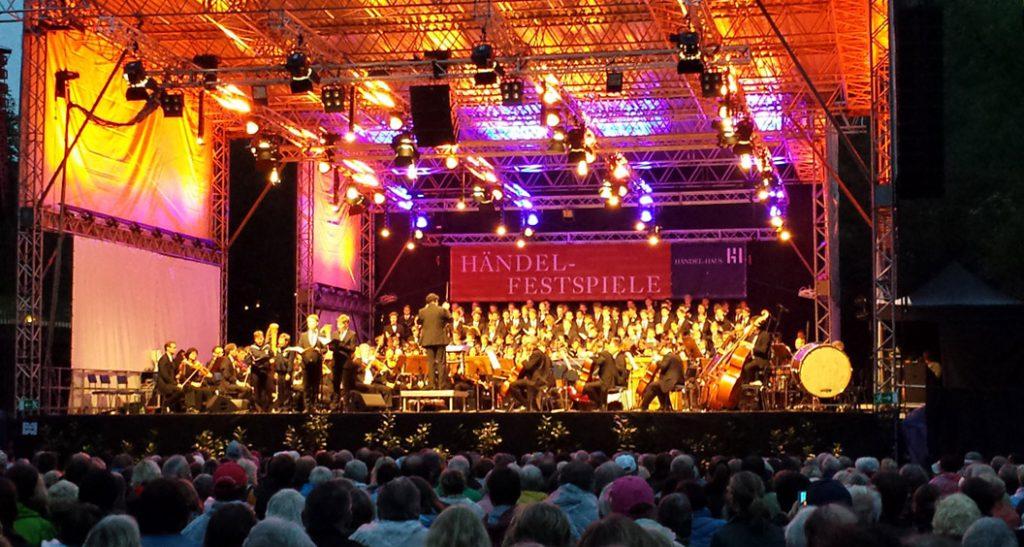 Abschlusskonzert Händelfestspiele 2016