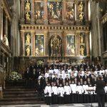 Der Stadtsingechor zu Halle auf Konzertreise in Spanien