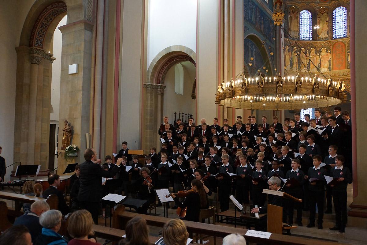 Stadtsingechor Konzert Hildesheim